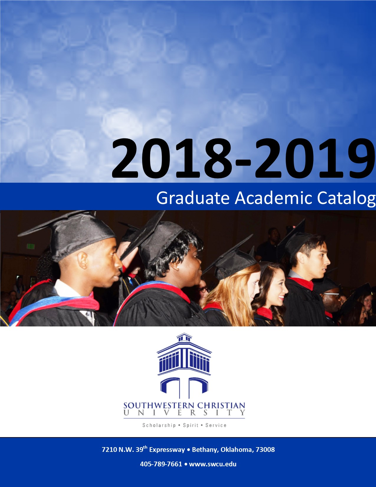 Download the 2017-2018 Graduate Academic Catalog